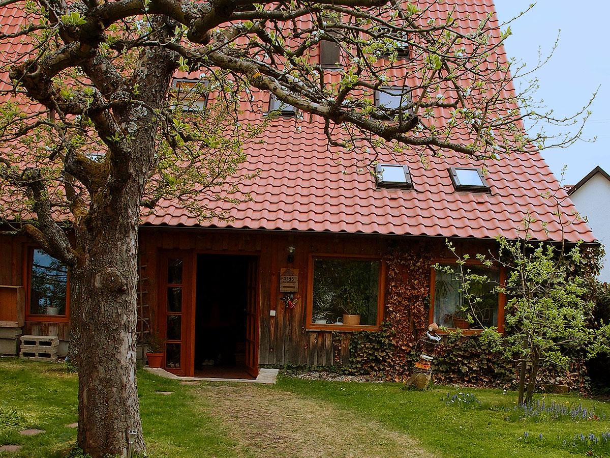 Seminarhaus am Kirchköpfle